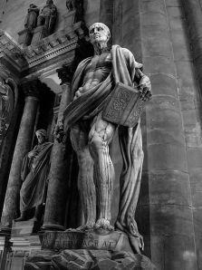 Estatua San Bartolomeo Milán