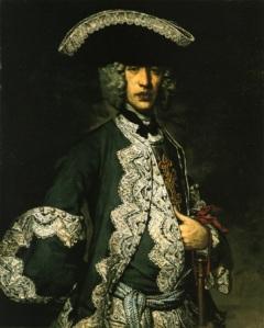 Caballero de Fray Ghislandi