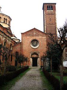 Iglesia de San Celso de Milán
