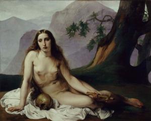 Magdalena Penitente de Hayez
