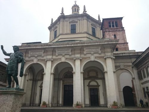 Basílica de San Lorenzo - visitas guiadas milan español