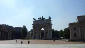 Arco de la Paz - Milán - visitas guiadas milan