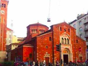 Iglesia San Babila - visitas guiadas milan