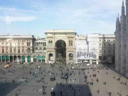 Milán desde el Museo del Siglo XX - visitas guiadas milan