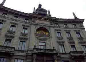 Edificio Seguros Generales - Milán - visitas guiadas milan