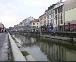 Naviglio Grande de Milán -visitas guiada milan