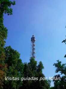 Torre Branca - visitas guiadas milan español