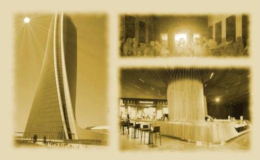Tour privado Última Cena, barrios modernos y de compras