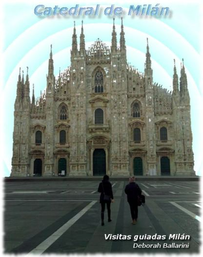 Visitas guiadas por Milán - visitas guiadas milan - Deborah Ballarini