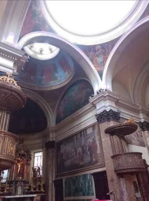 San Jorge en el Palacio - visitas guiadas milan