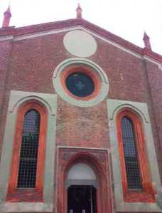 San María de La Paz - visitas guiadas milan